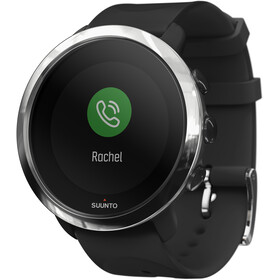 Suunto 3 Fitness Watch, black